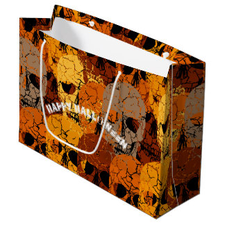 Grand Sac Cadeau Halloween