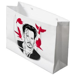 Grand Sac Cadeau Johnny Depp