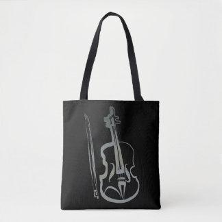 Grand sac Deux-Modifié la tonalité de violon/alto