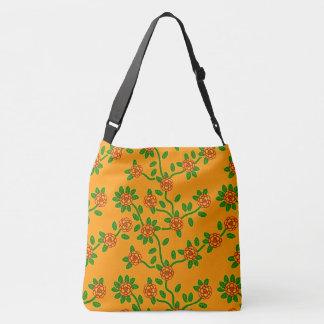 Grand sac fourre-tout #2 floral