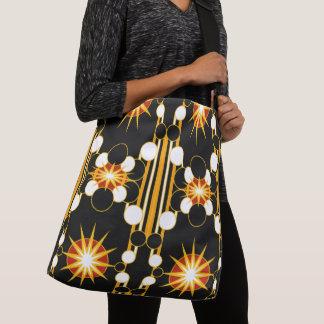 Grand sac fourre-tout #2 géométrique moderne