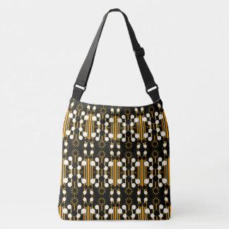 Grand sac fourre-tout #3 géométrique moderne