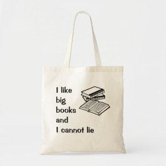 Grand sac fourre-tout à livres