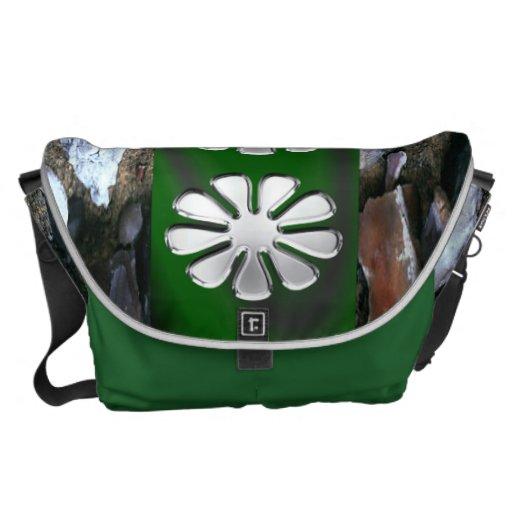 Grand sac messenger zéro à Rickshaw Sacoche