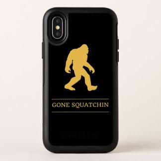 Grand Squatchin allé par pied drôle Sasquatch