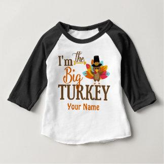 Grand T-shirt personnalisé de la Turquie par