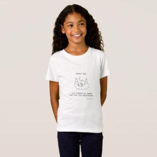 Grand T-shirt rêveur