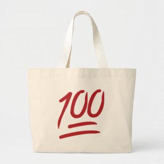 Grand Tote Bag 100 - Emoji