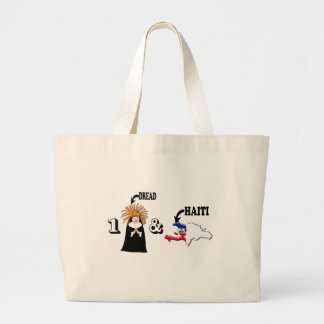 Grand Tote Bag 1 crainte de nonne et Haïti (180)