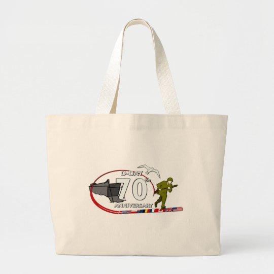 Grand Tote Bag 70ème anniversaire du Débarquement de Normandie