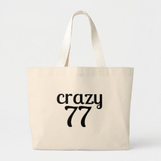 Grand Tote Bag 77 conceptions folles d'anniversaire
