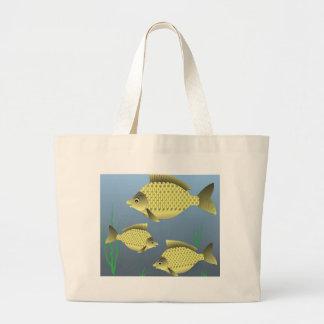 Grand Tote Bag 77Fish_rasterized