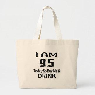 Grand Tote Bag 95 achetez-aujourd'hui ainsi moi une boisson
