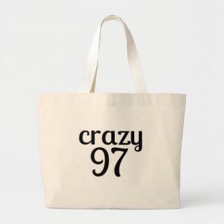 Grand Tote Bag 97 conceptions folles d'anniversaire