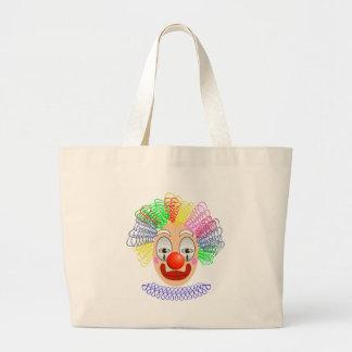 Grand Tote Bag 97Clown Head_rasterized