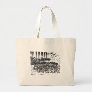 Grand Tote Bag Adresse en second lieu inaugurale Washingto