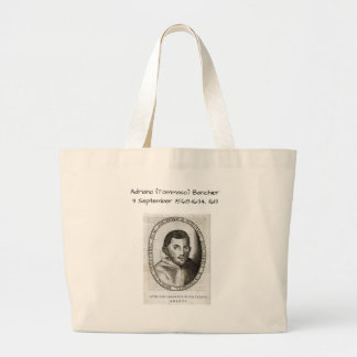 Grand Tote Bag Adriano Banchieri 1613