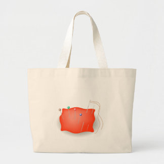 Grand Tote Bag Aiguille