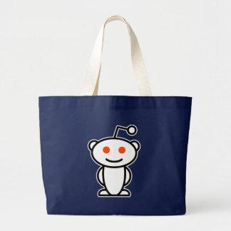 Grand Tote Bag Alien de Reddit