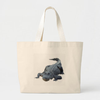 Grand Tote Bag Alligator réaliste