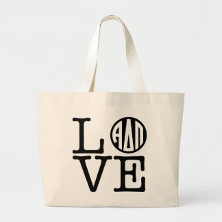 Grand Tote Bag Alpha amour du delta pi |