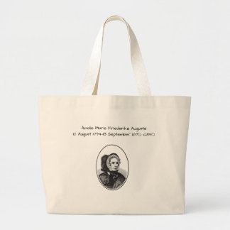 Grand Tote Bag Amalie Marie Friederike Auguste c1850