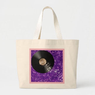 Grand Tote Bag Ambiance musicale