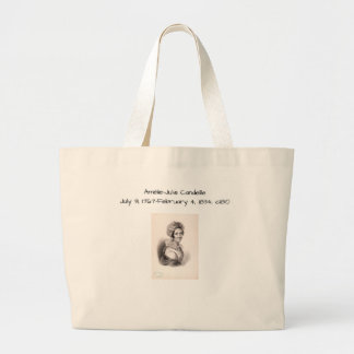 Grand Tote Bag Amélie Julie Candeille c1810