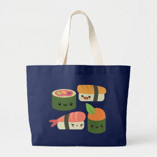 Grand Tote Bag Amis de sushi
