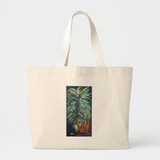 Grand Tote Bag Ananas parfait