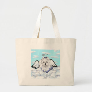 Grand Tote Bag Ange maltais