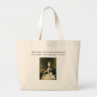 Grand Tote Bag Anna Amalia de Brunswick-Wolfenbuttel 1739-1807