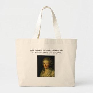 Grand Tote Bag Anna Amalia de Brunswick-Wolfenbuttel 1795
