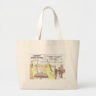 Grand Tote Bag Anniversaire, la manière de perruche