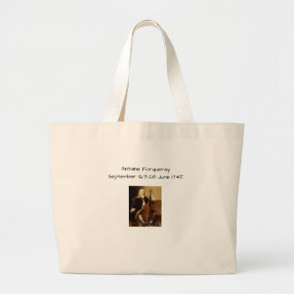 Grand Tote Bag Antoine Forqueray