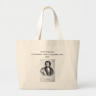 Grand Tote Bag Anton Rubinstein 1855