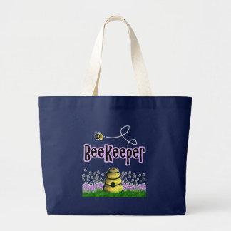Grand Tote Bag apiculteur
