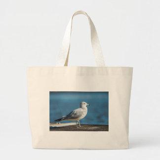 Grand Tote Bag Appelez-moi M.Seagull