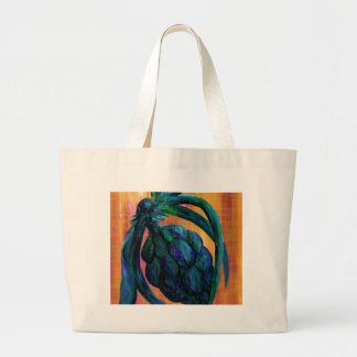 Grand Tote Bag Artichaut