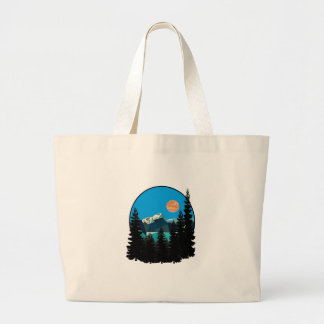 GRAND TOTE BAG ASILE DE FORÊT