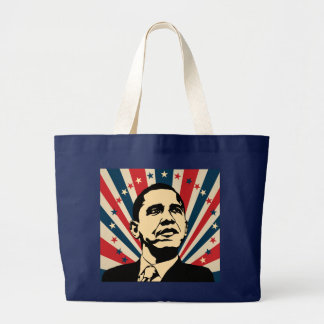 Grand Tote Bag Barack Obama