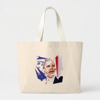 Grand Tote Bag Barack Obama