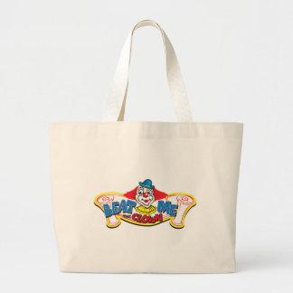 Grand Tote Bag Battez-moi le clown