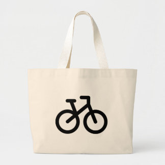 Grand Tote Bag Bicyclette simple