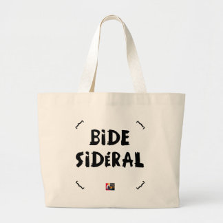 GRAND TOTE BAG BIDE SIDÉRAL