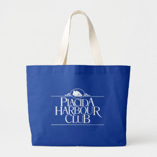 Grand Tote Bag Bleu royal enorme de Fourre-tout