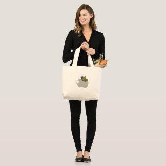 Grand Tote Bag Bombay Apple
