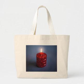 Grand Tote Bag Bougie brillante