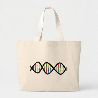 Grand Tote Bag Brin d'ADN