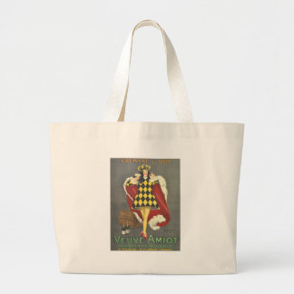 Grand Tote Bag Bu par le pourcentage